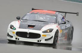 2013 Maserati Trofeo : Nurburgring
